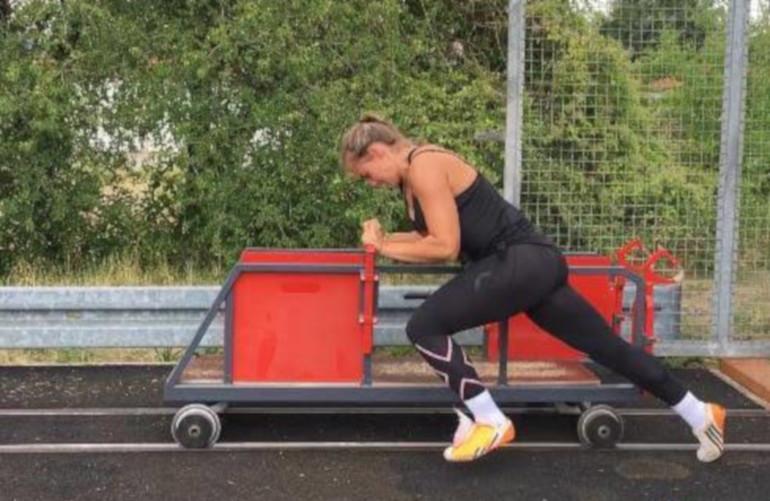 Taking a Risk – Kim Kalicki