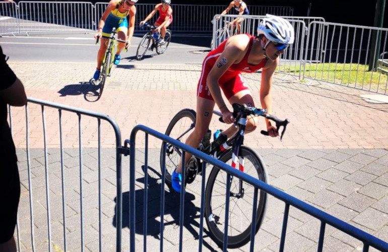 From Fun to Triathlete Pro – Lina Völker