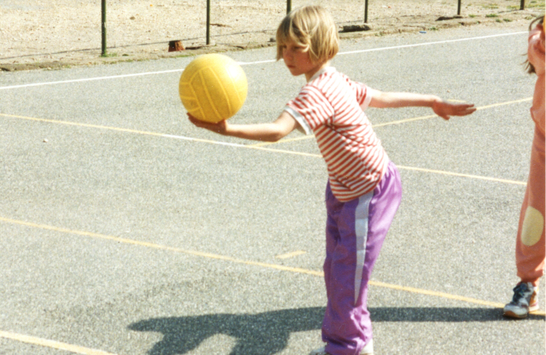 Baller Since Day One – Karla Borger